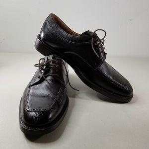 ET Wright Mens Dark Brown Dress Shoes Size 8